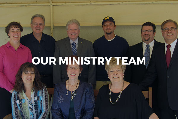 Our Ministry Team