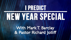 """I PREDICT"" NEW YEAR SPECIAL"
