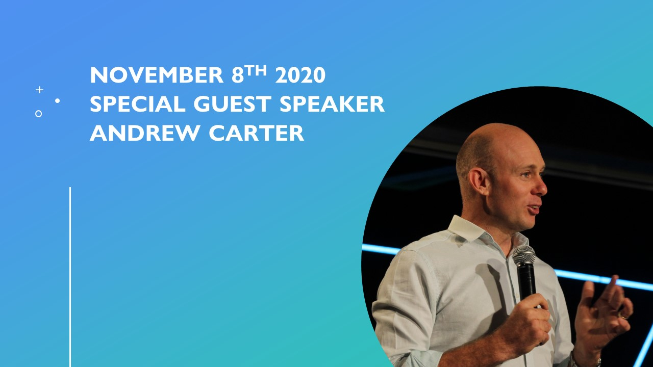 Ps Andrew Carter Message - November 8 2020