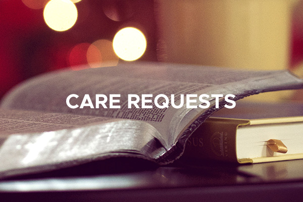 Care Requests