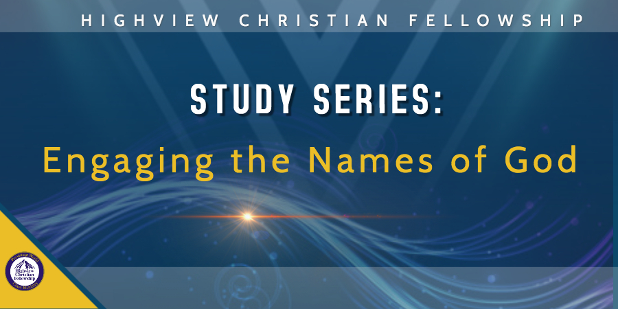 Engaging The Names of God