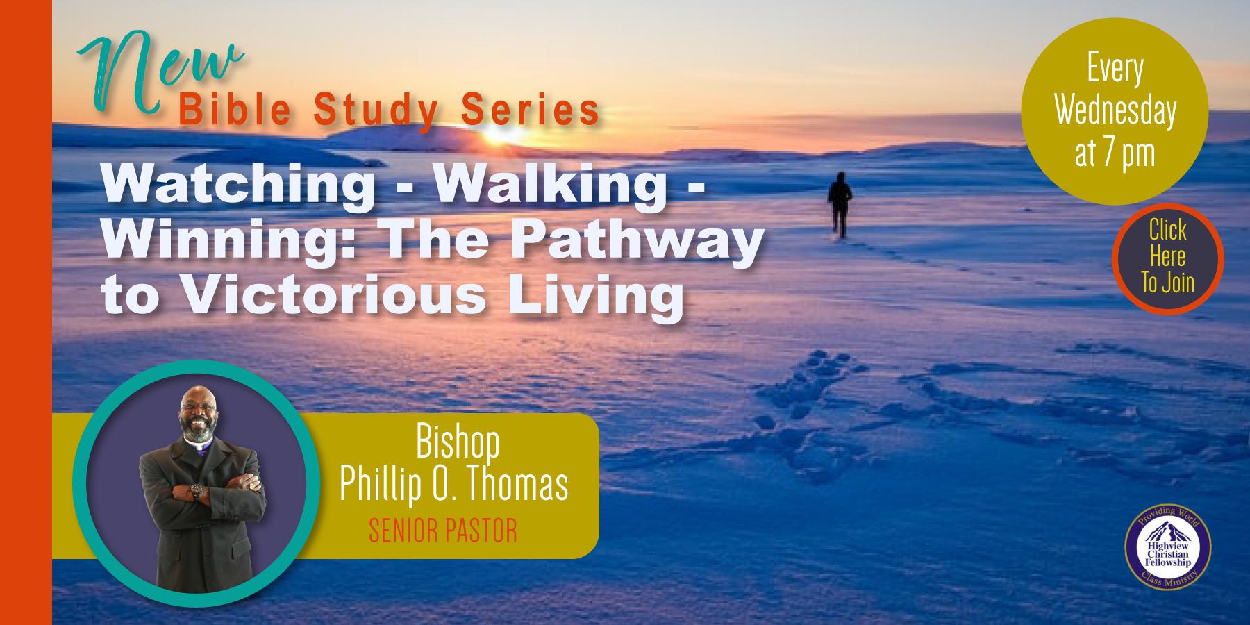 Watching-Walking-Winning: The Pathway to Victorious Living