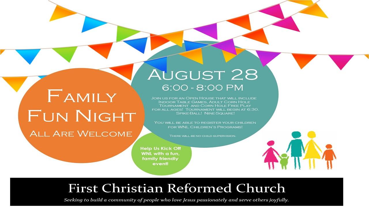 First Christian Reformed Church | Ripon, CA | Rev  Glenn Gerdes