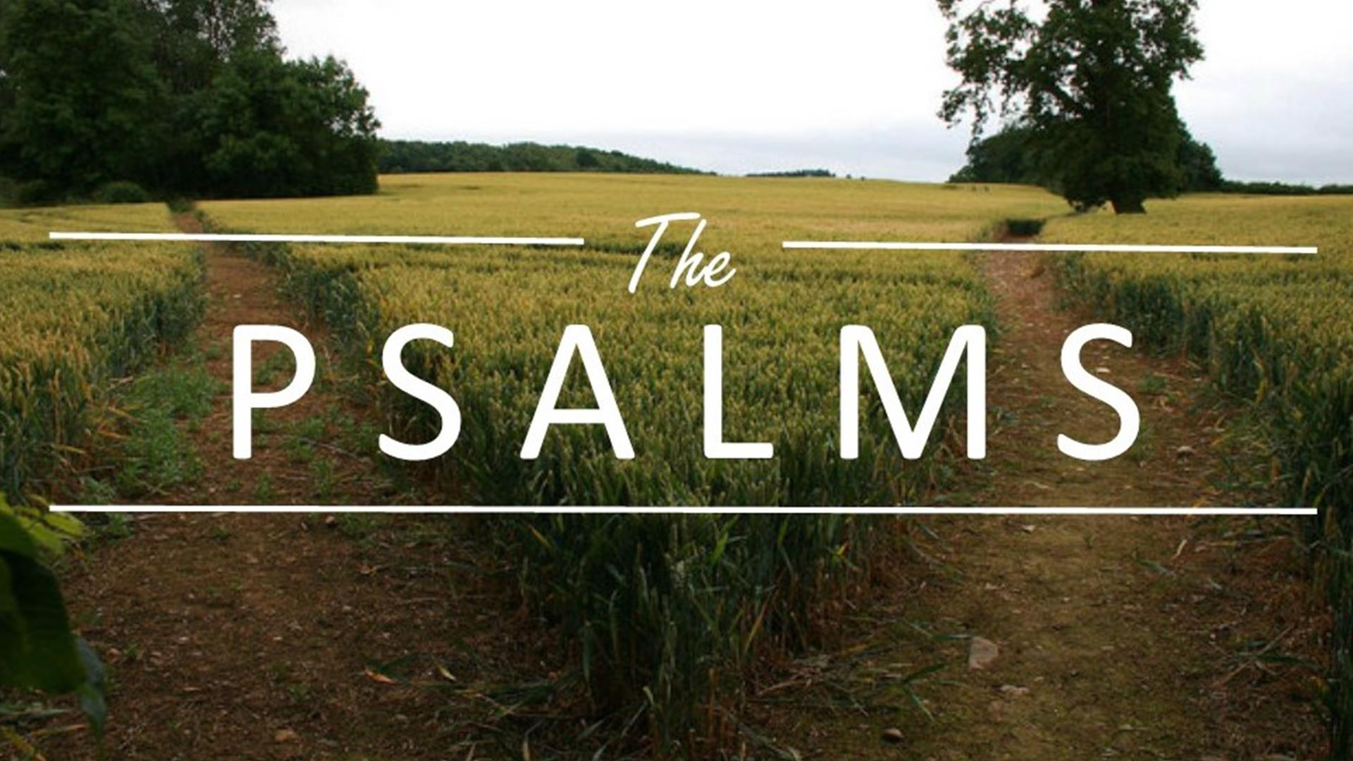 Episode 36 - Psalm 34 - Turn to the Lord For Help