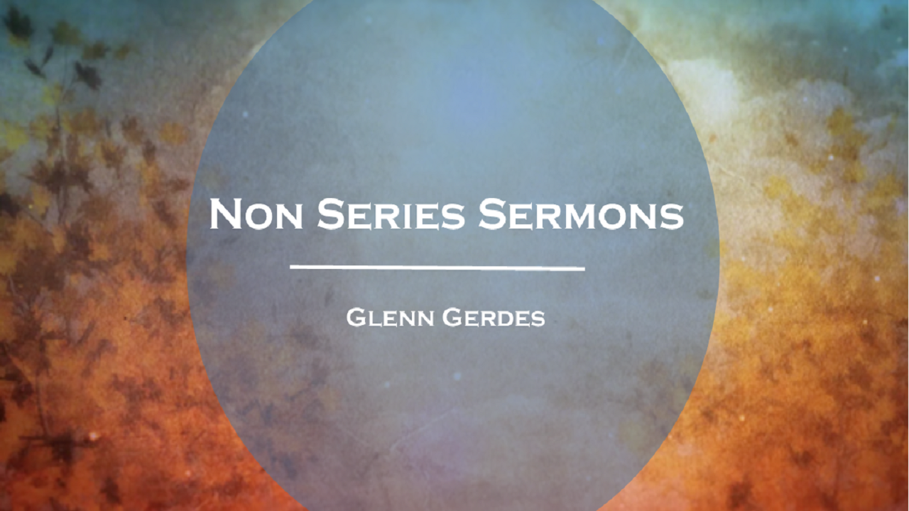 First Christian Reformed | Non Series Sermons | I Corinthians 15:12