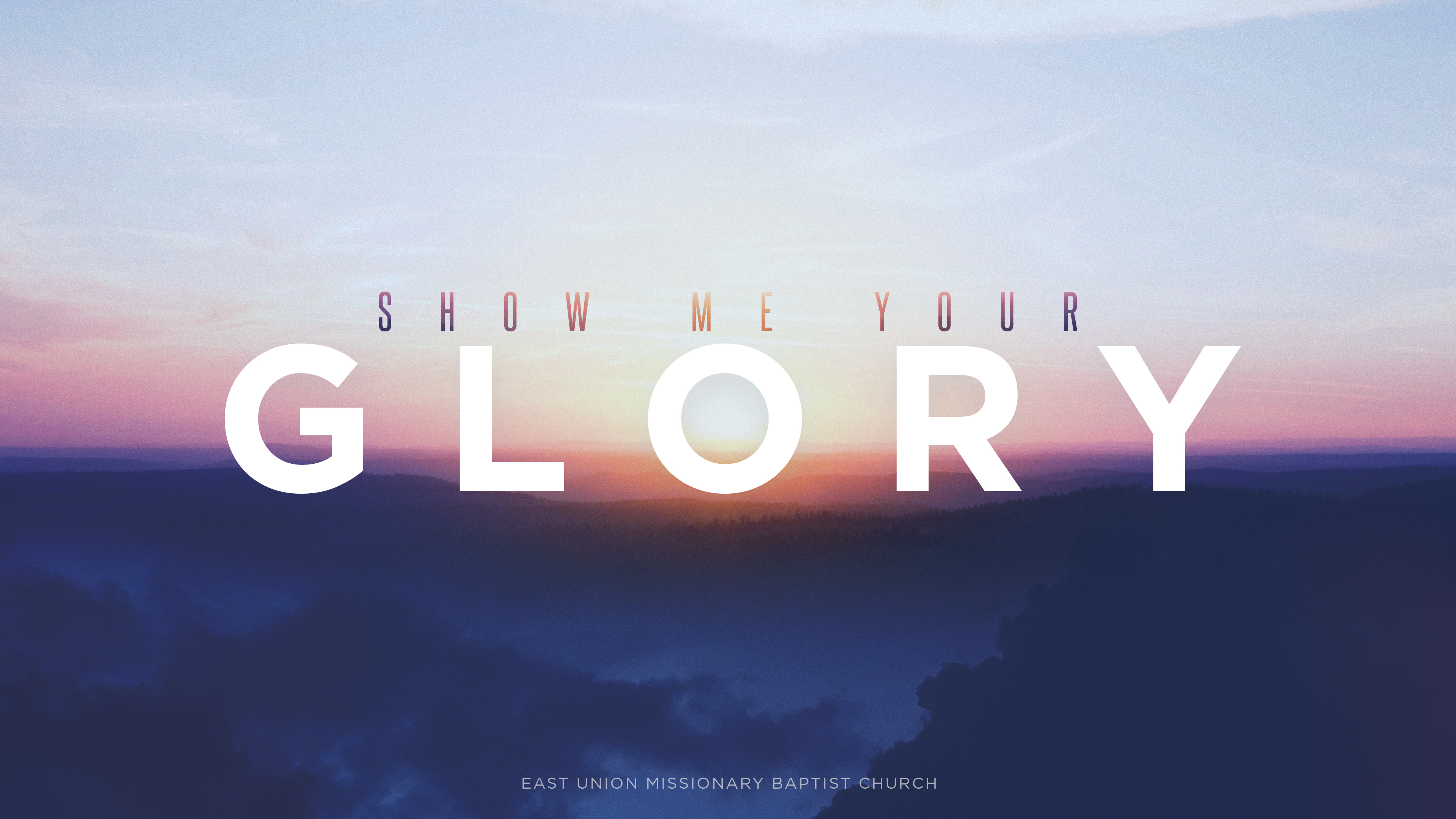 Glory in Your Story
