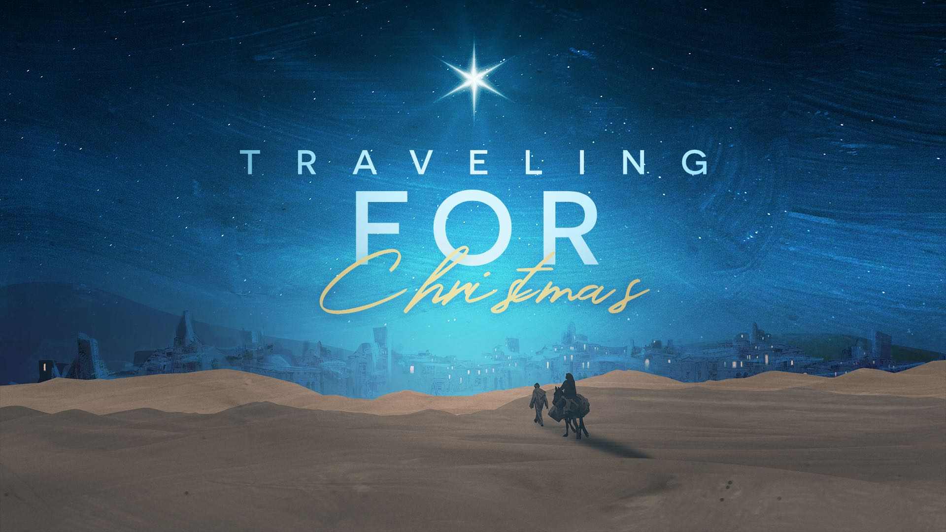 Traveling For Christmas