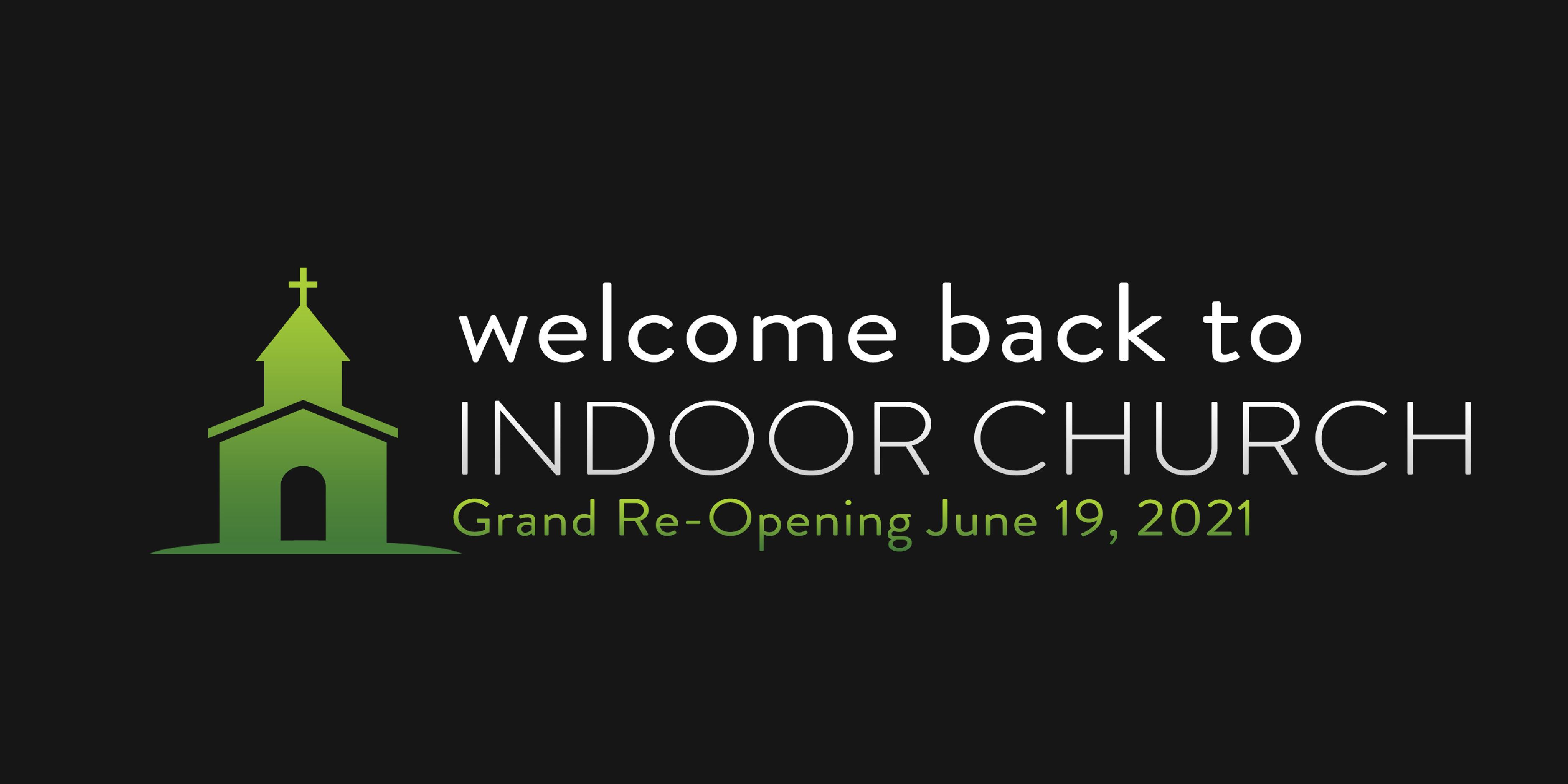 Church Reopening