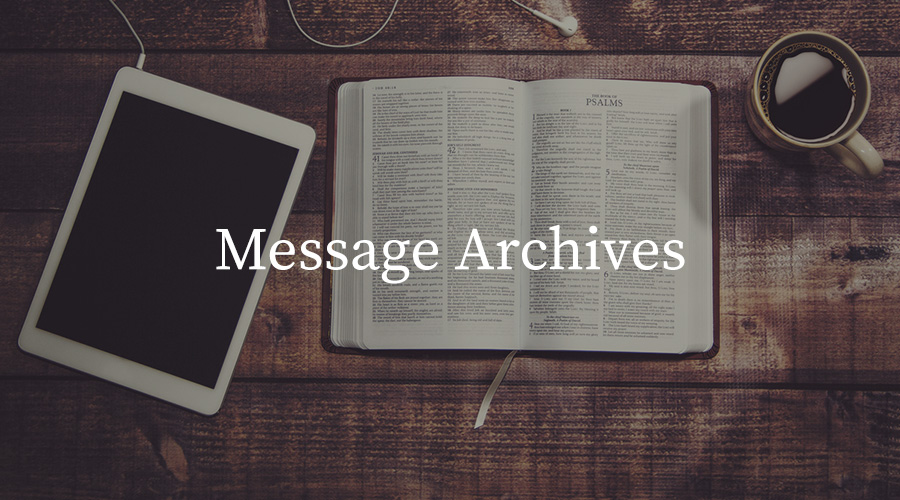 Message Archives