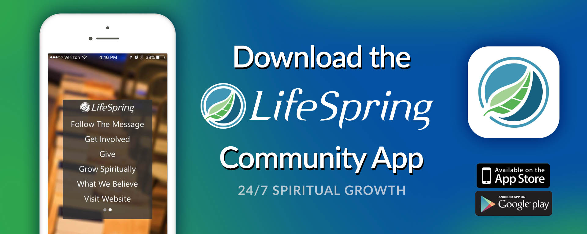 LifeSpring Community App