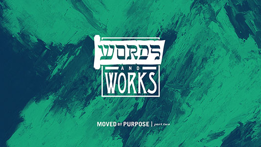 Moved by Purpose - part two