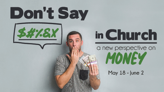 Don't Say $#%&X in Church