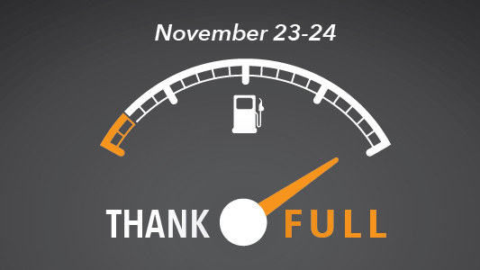 Thank - FULL : The Impact of Gratitude