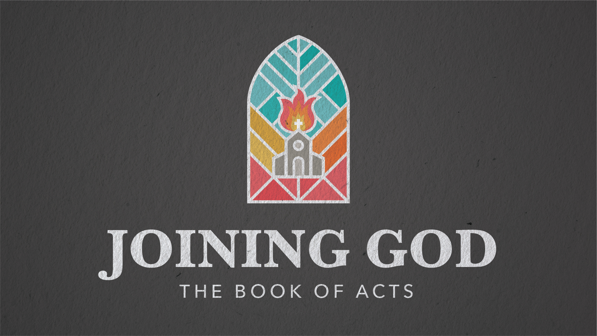 Joining God : The Book of Acts