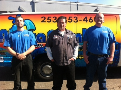 Acqua Plumbing and its plumbers