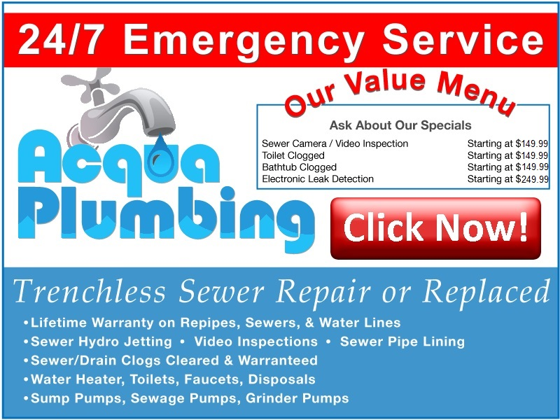 Free Service Call for Seattle Plumbineq