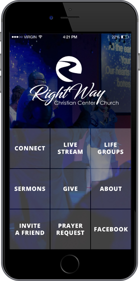 Rightway CCC Church App