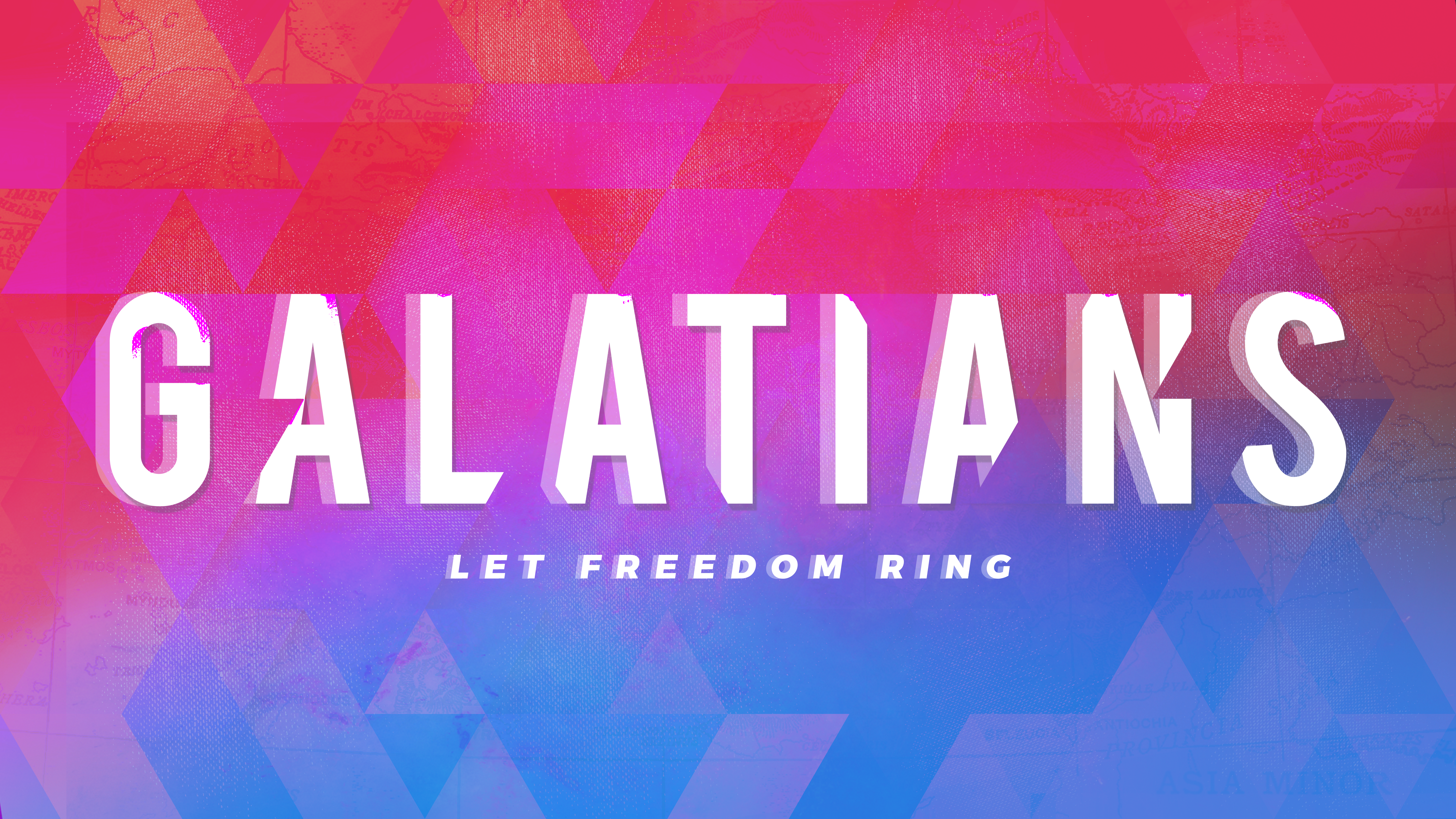Galatians If We Fall