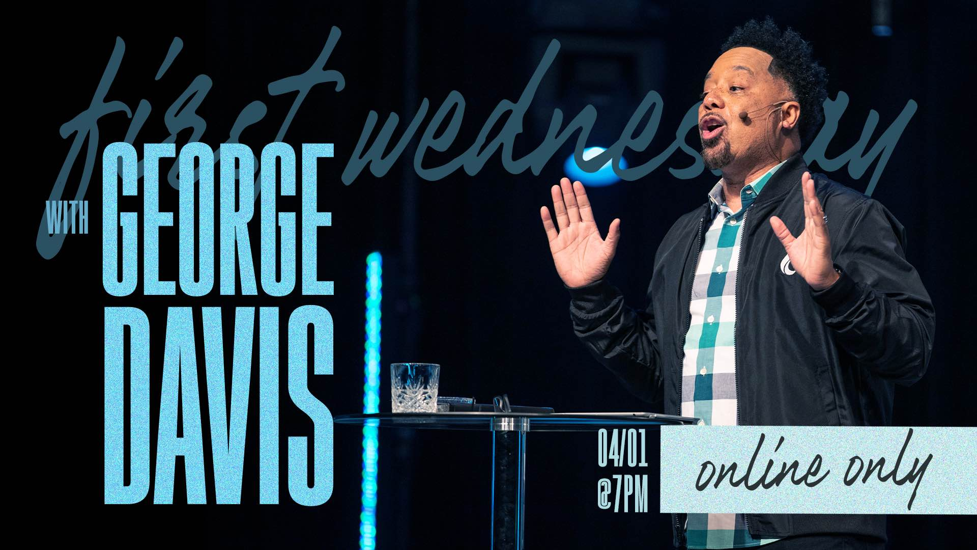 First Wednesday with George Davis