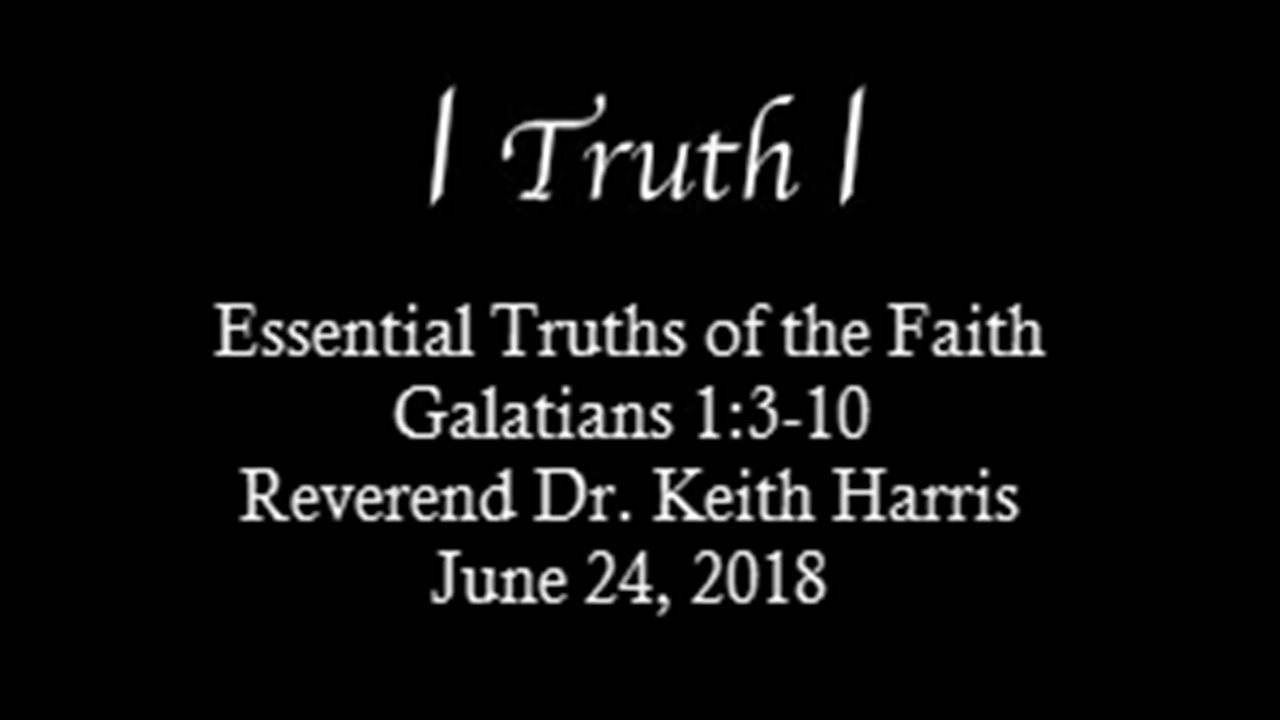 Essential Truths of the Faith