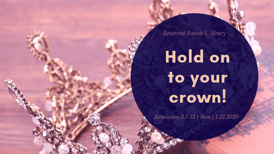 Hold on to your crown!