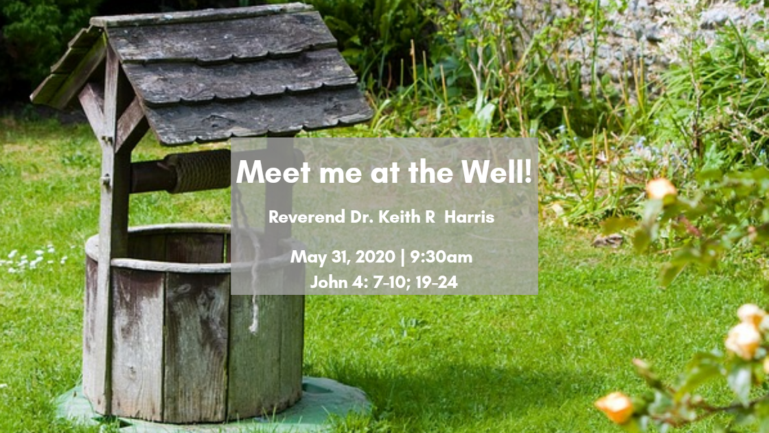 Meet me at the Well!