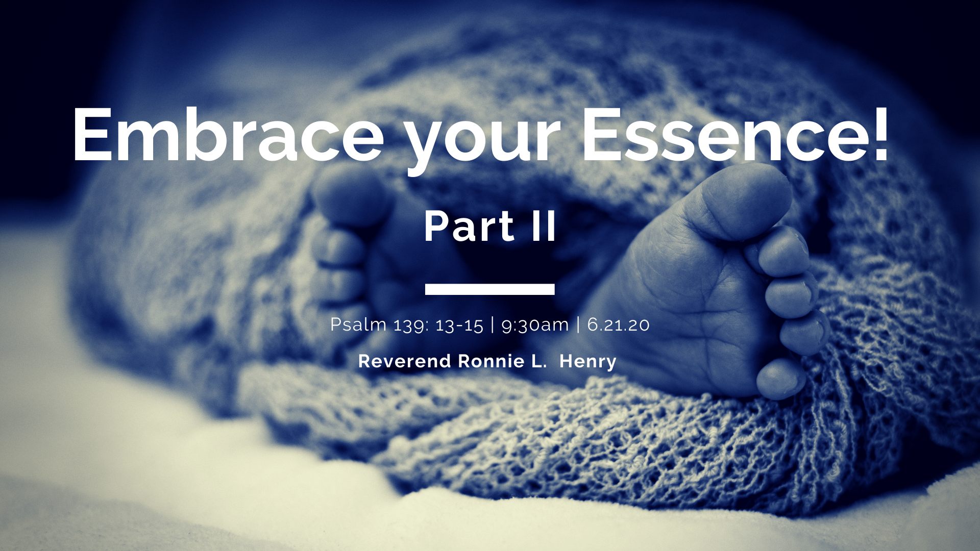 Embrace your Essence! Part II