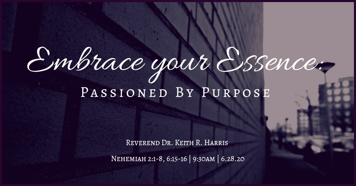 Embrace your Essence: Passioned by purpose!