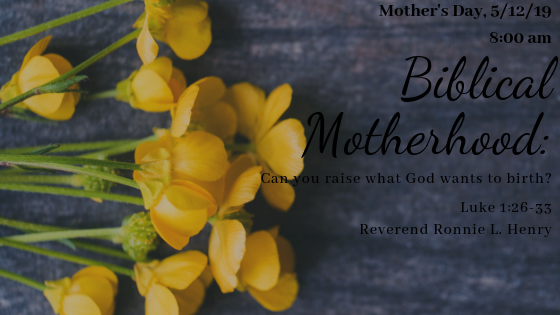 Biblical Motherhood: Can you raise what God wants to birth?
