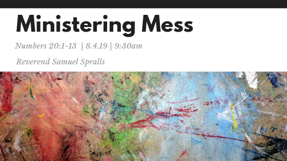 Ministering Mess