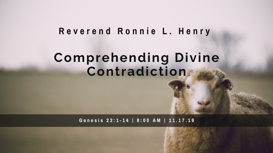 Comprehending Divine Contradiction