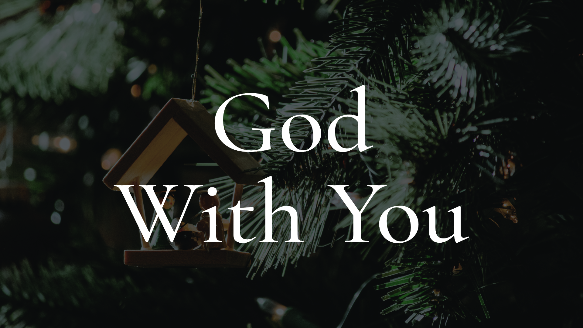 God With You