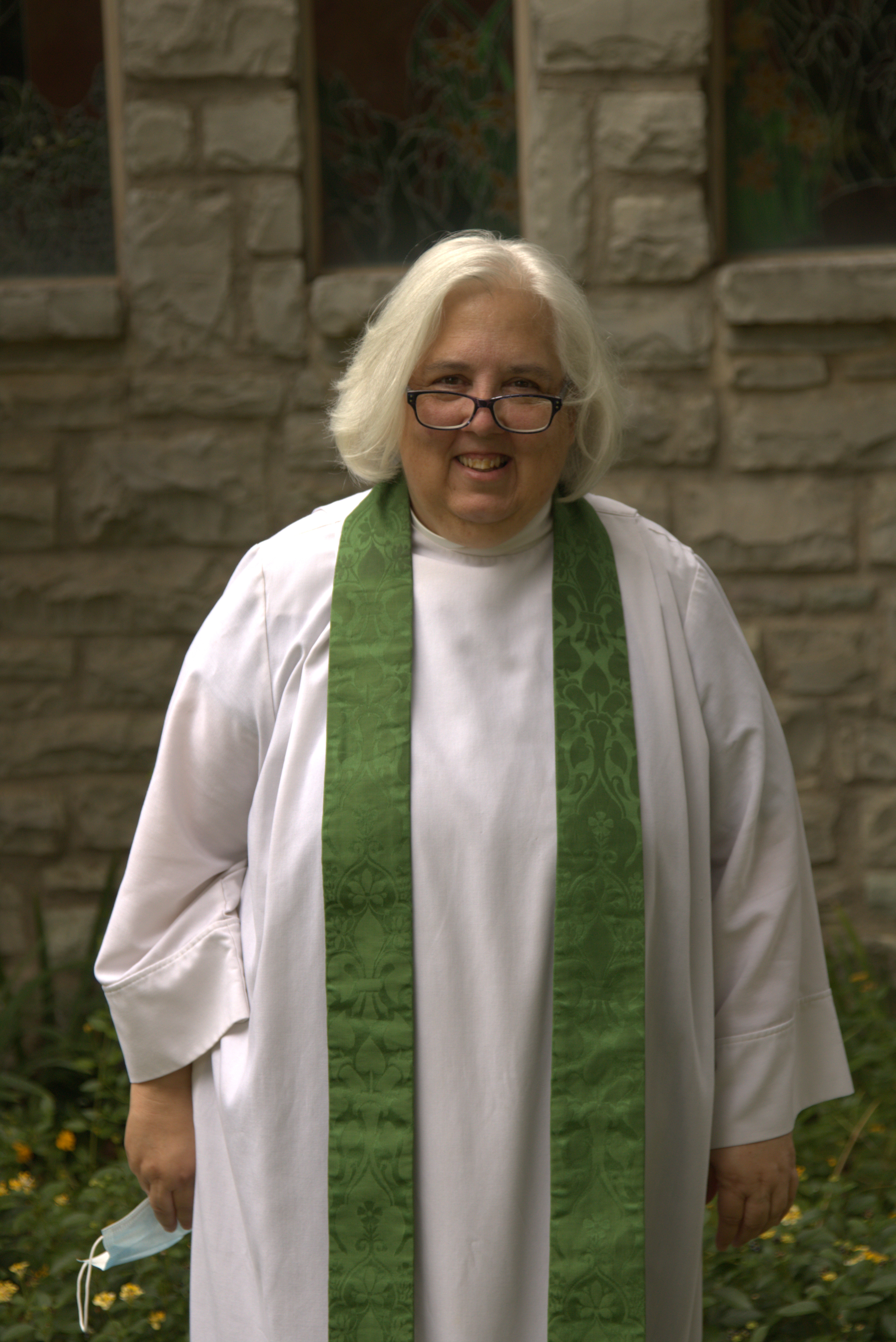 The Rev. Tammy Wooliver
