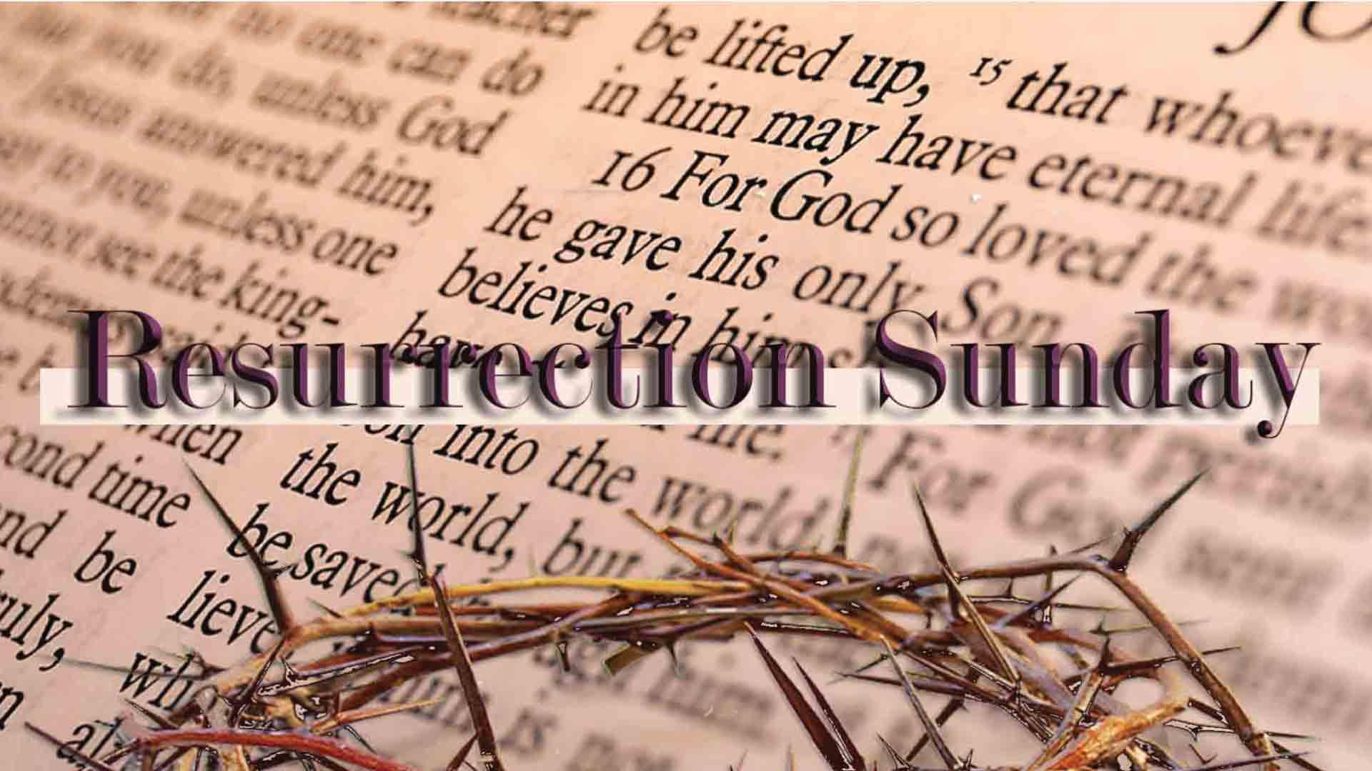 FMBC Resurrection Sunday