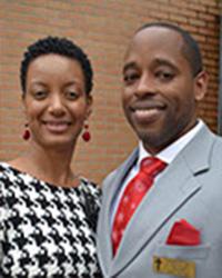 Issac & Camisha Peterson