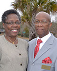 Earnest & Sharon Williams