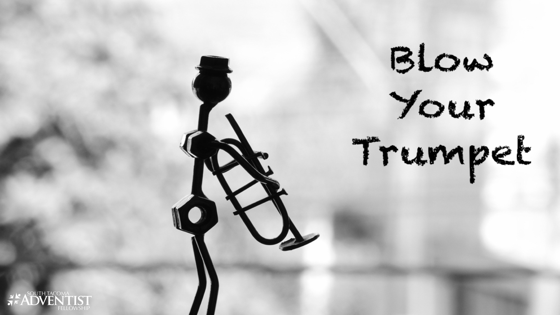 Blow Your Trumpet