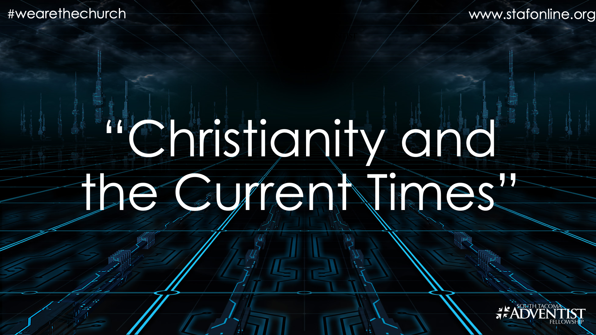 Christianity and the Current Times