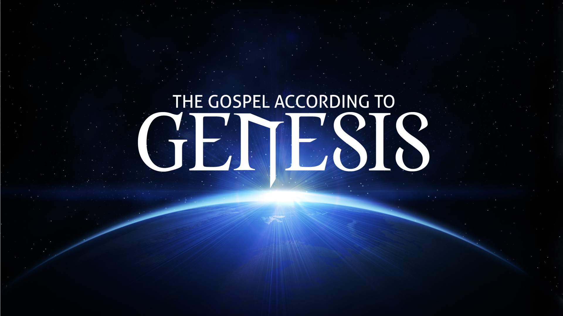 The Gospel According to Genesis