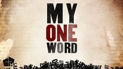 My One Word 2017