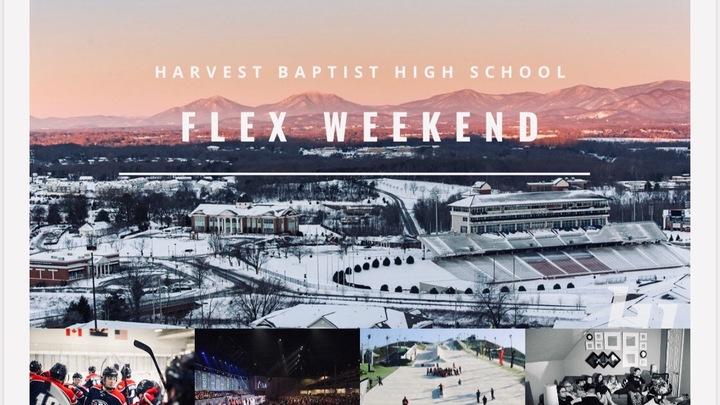 Flex Weekend