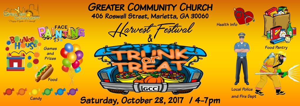 Trunk or Treat Fest