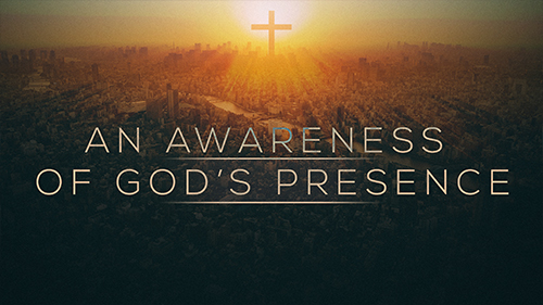 An Awareness Of God