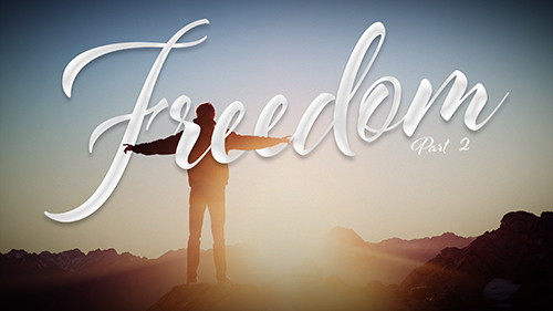 Freedom Part 2