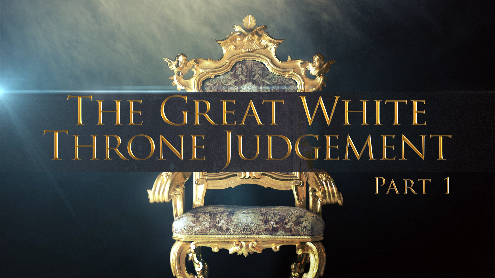 The Great White Throne Judgement Part 1