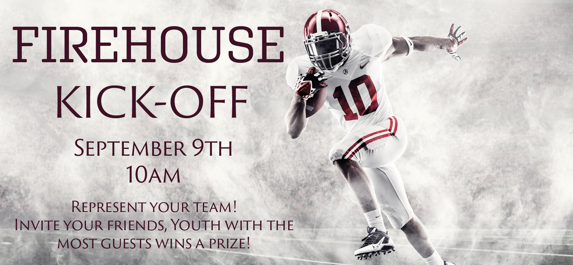 Firehouse Kickoff