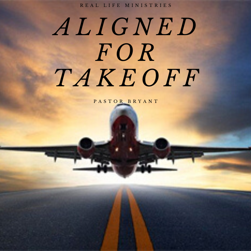 Aligned For TakeOff