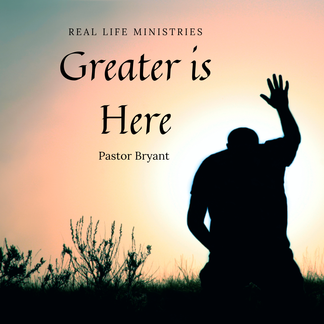 Greater Is Here