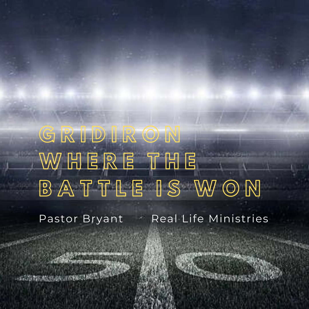Gridiron - Where The Battle Is Won