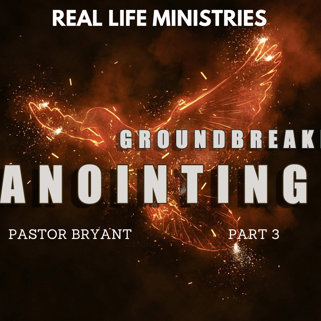 Groundbreaking Anointing Part3